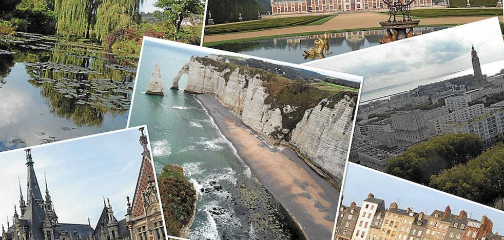 normandía, Una tierra que inspira