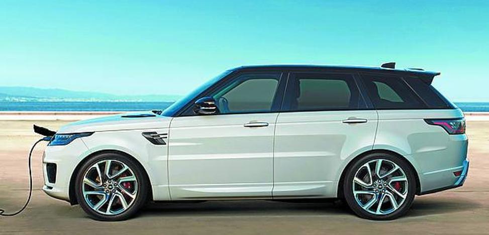 Range Rover Sport, primer cero emisiones híbrido de Land Rover