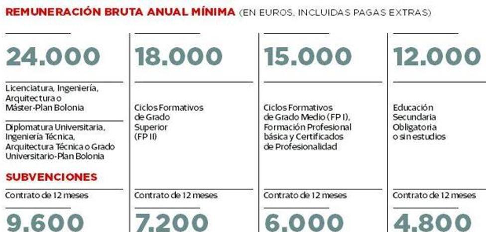 El Gobierno Vasco prevé captar a 200 jóvenes con su plan de retorno juvenil