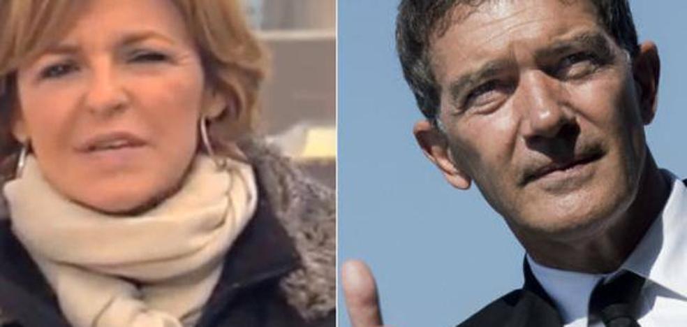 La rifirrafe entre Antonio Banderas y Almudena Ariza en Twitter