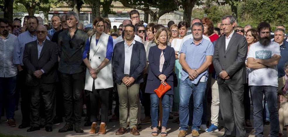 Gipuzkoa recuerda a los alcaldes y ediles fusilados en la Guerra Civil