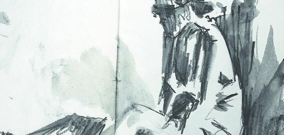 Cursillo de figura de la mano de Josu Maroto