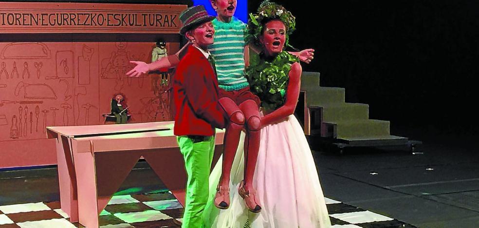 'Pinotxo' ultima su desembarco en el Kursaal