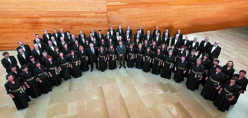 Un concierto doble cierra el viernes el bicentenario de Konstantzia