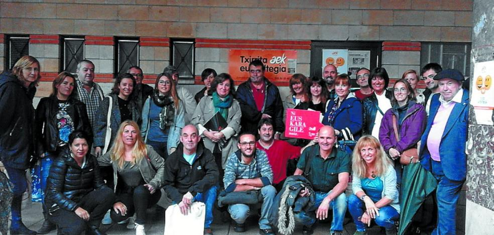Txirrita AEk cuenta con plazas libres en el nivel de iniciación