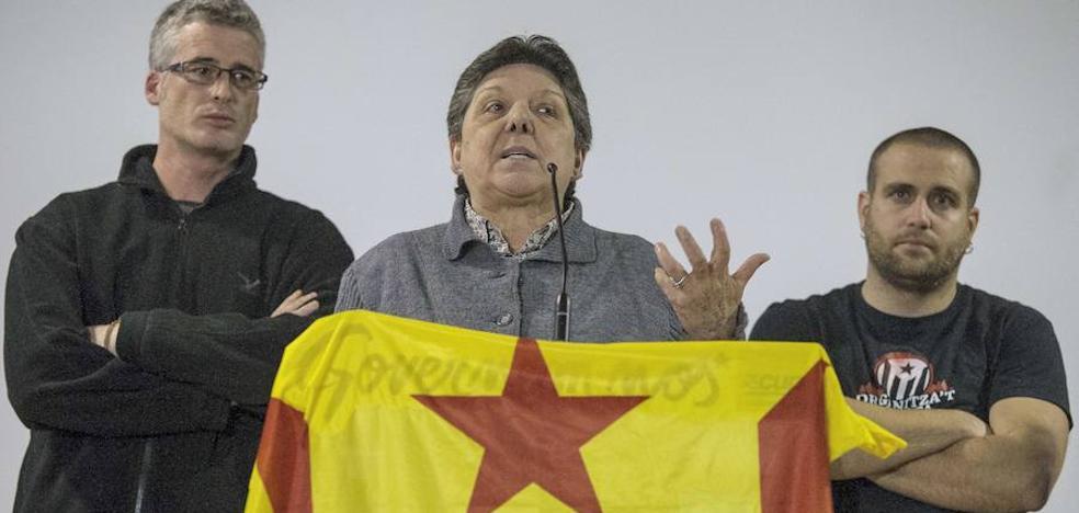 CUP: «Si Puigdemont tiene que acabar como Companys, no estará solo»