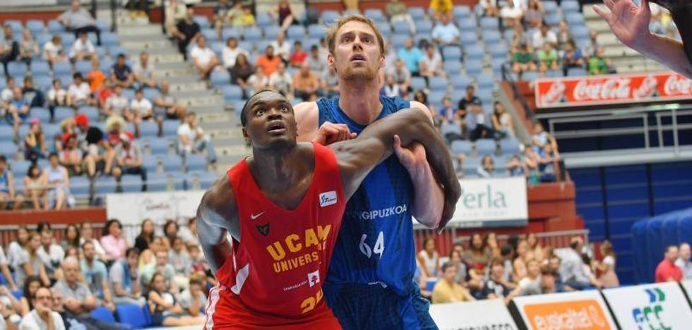 El GBC cae ante el UCAM Murcia