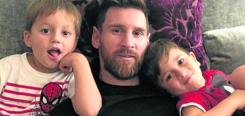 Leo Messi firma su mejor 'hat trick': tercer hijo en 2018