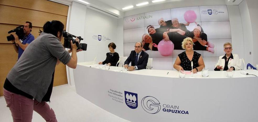 Crece hasta el 86% la supervivencia de las afectadas por cáncer de mama en Euskadi