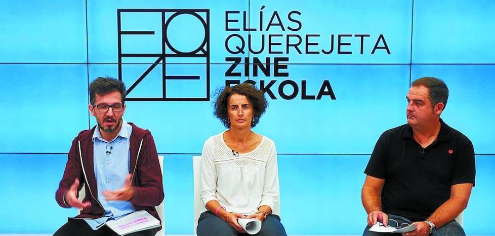 El cine amateur abrirá al público la Escuela de Tabakalera