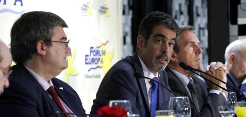 Goia teme que el traslado de la prisión de Martutene pueda depender del apoyo o no del PNV a los Presupuestos del Estado