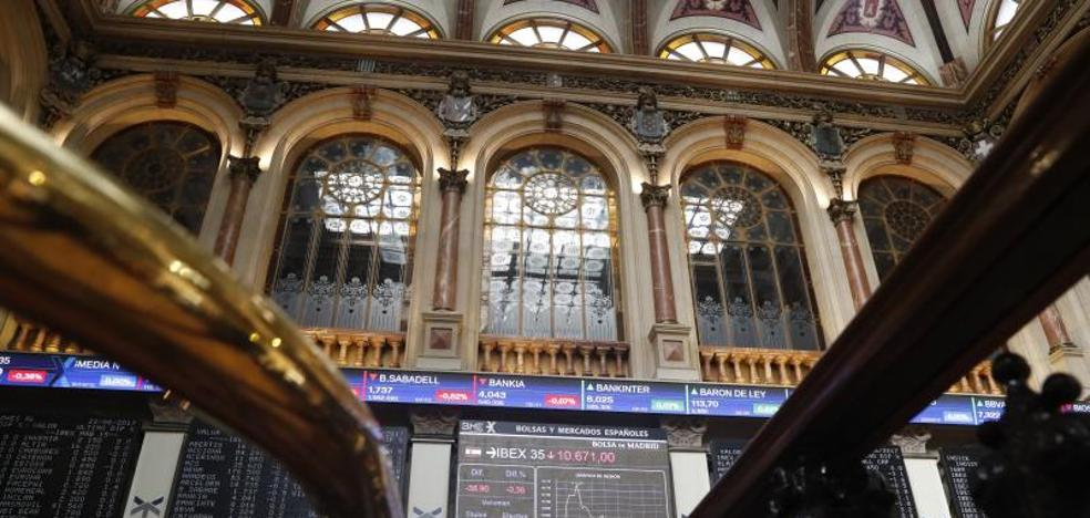 El Ibex-35 vuelve a ser el peor de Europa por la crisis catalana