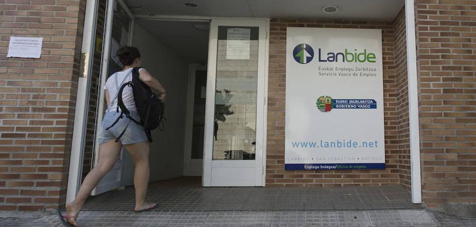 Más de la mitad de los demandantes de empleo de Lanbide tiene un nivel de ESO o inferior