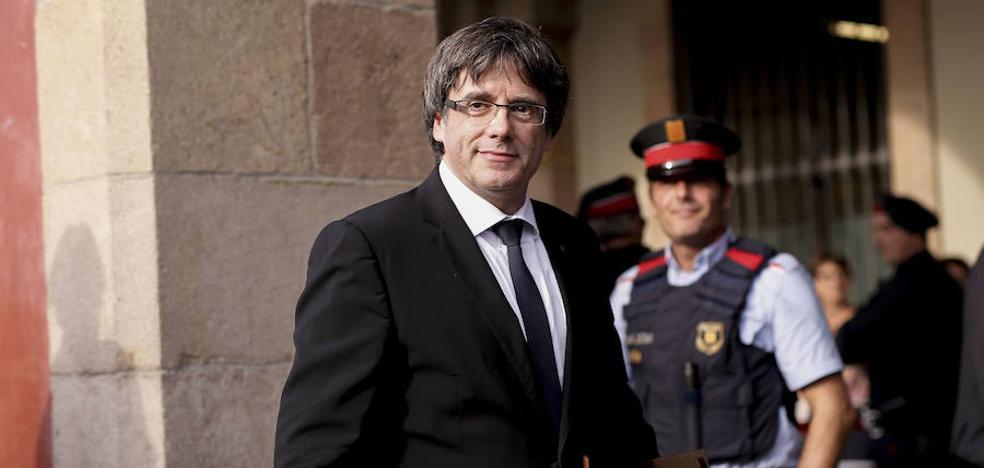 Puigdemont: «Pretenden encarcelar ideas, pero fortalecen la necesidad de libertad»