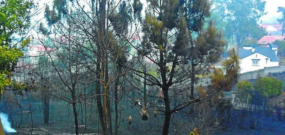 «Es difícil que en Gipuzkoa haya incendios tan graves como los de Galicia»