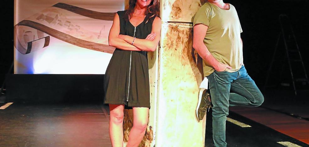 La obra 'Hozkailua' llega a Latxartegi