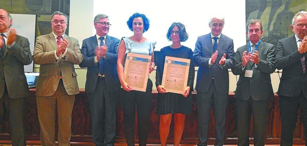 Dos títulos de ingeniería de MU obtienen el sello europeo de alta calidad