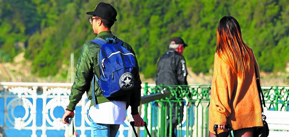 Donostia da un paso más para aprobar la próxima semana la norma de pisos turísticos
