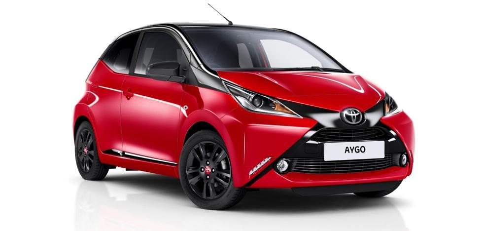 Toyota Aygo x-cite, desde 12.220 euros