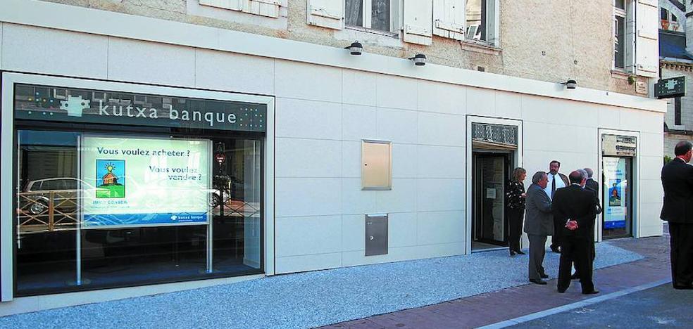 Kutxabank se retira de Francia, cierra las cuatro sucursales y prescinde de toda la plantilla