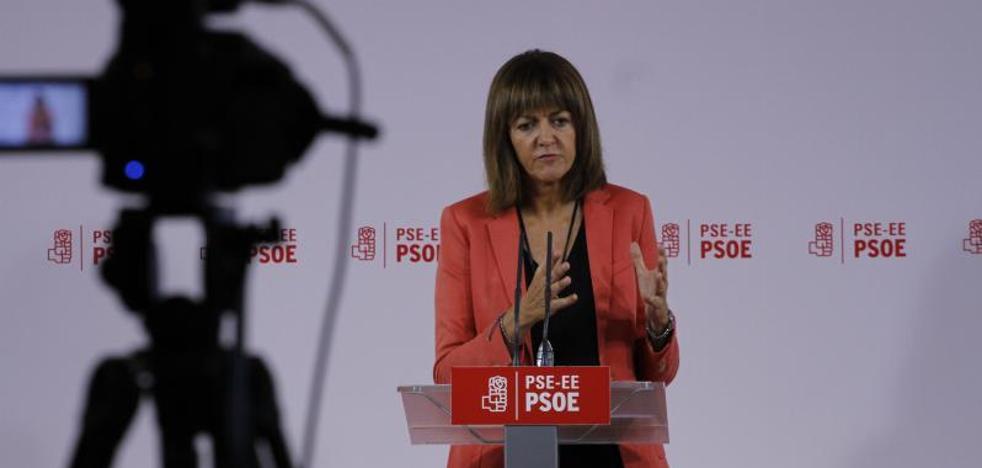 El PSE no permitirá que el debate en el Parlamento Vasco quede «sepultado bajo una estelada»