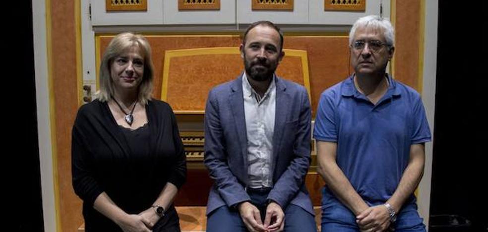 El programa 'Gipuzkoako organoak plazara' nace para promover la riqueza organística de Gipuzkoa