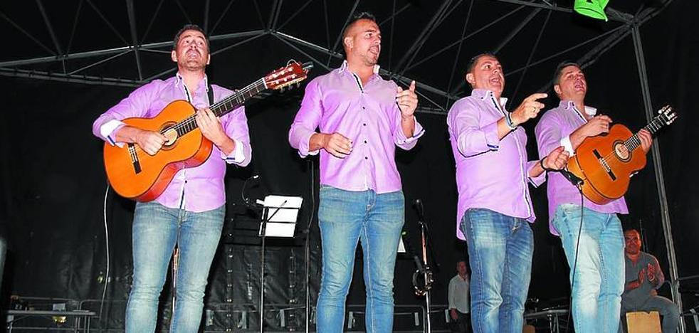 Son de Ases cerró con broche de oro la Semana Cultural de Semblante Andaluz
