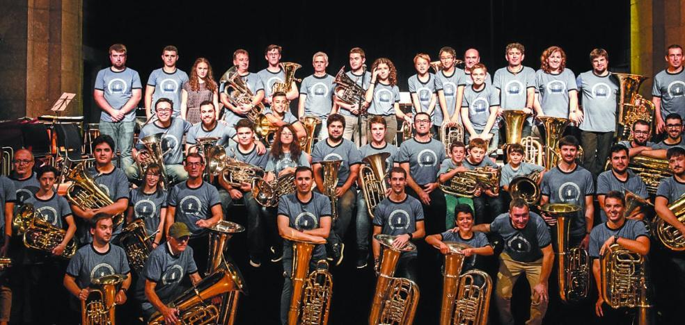 Califican de «brillante» y «exitosa» la edición del Tuba Jaialdia 2017