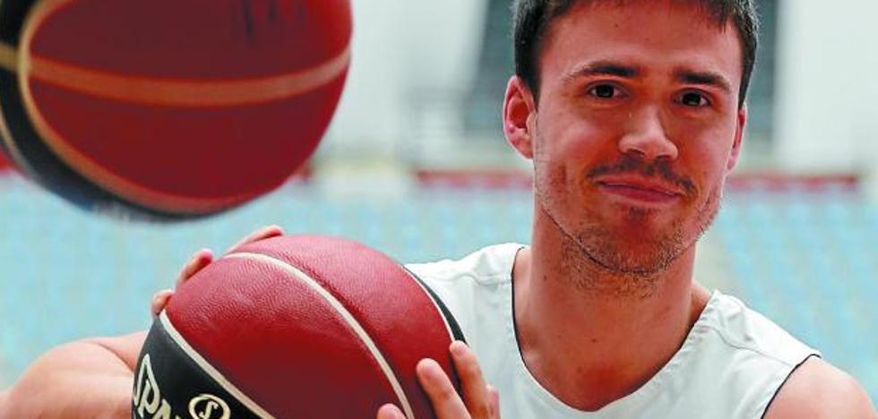 Dani Pérez: «Como equipo inexperto, tendremos más partidos como el de Murcia»
