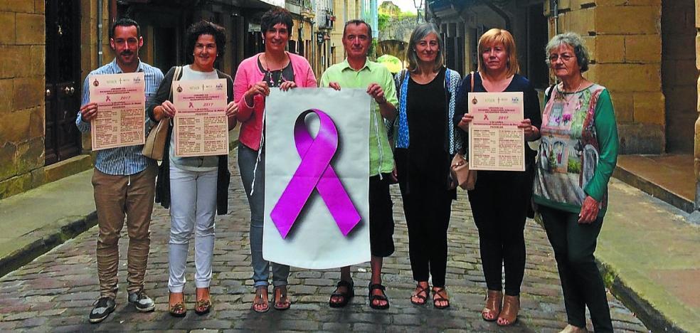 Concienciación y prevención en la lucha contra el cáncer de mama