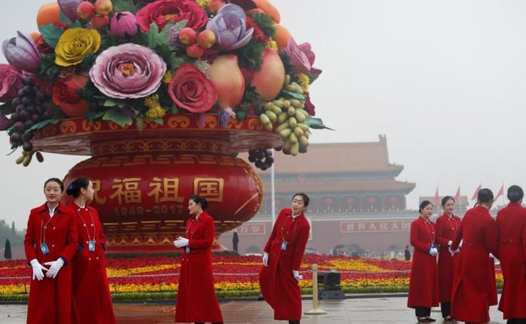 El tercer tiempo chino