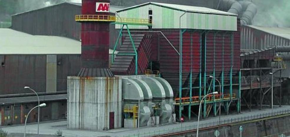 Arcelor Mittal plantea reducir la plantilla de su fábrica de Bergara