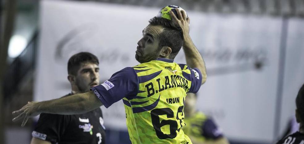 El Bidasoa queda apeado de la Copa del Rey