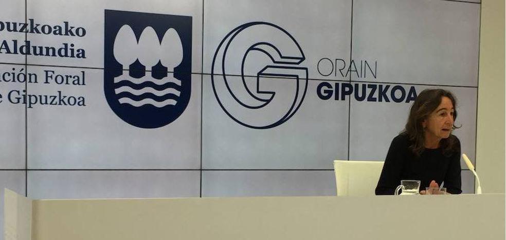 La Diputación invierte 750.000 euros en Pasaia para ampliar el paseo marítimo