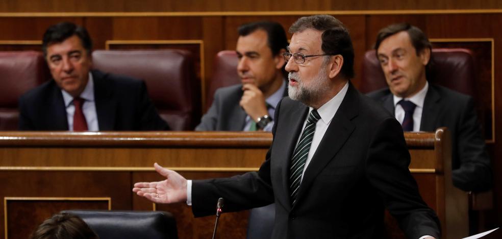 Rajoy, a Iglesias: «La Inquisición vuelve con fuerza»