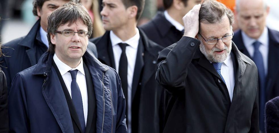 Última llamada a la «sensatez» de Puigdemont antes de aplicar el 155