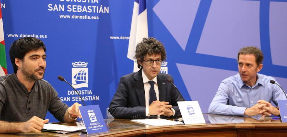 El Ayuntamiento de San Sebastián pone en marcha la Oficina de la Memoria Histórica