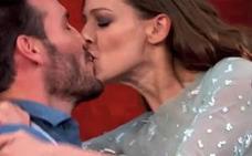 El beso en 'Masterchef Celebrity' que sorpendió a todos: Eva González y Saúl Craviotto