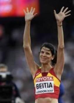 Un adiós de altura para Ruth Beitia