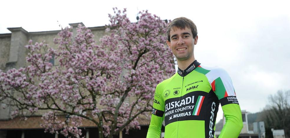 Eneko Lizarralde no sigue en el Euskadi-Murias