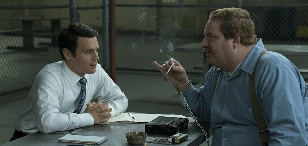 Fincher lleva al espectador a la mente del asesino