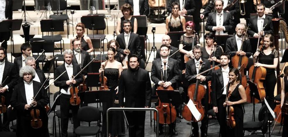La Orquesta Sinfónica de Euskadi ofrece dos conciertos en Burdeos