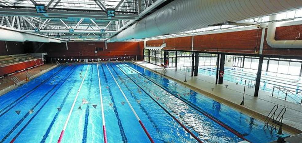 Dos piscinas del Paco Yoldi se cerrarán hasta el sábado para su desinfección por una bacteria