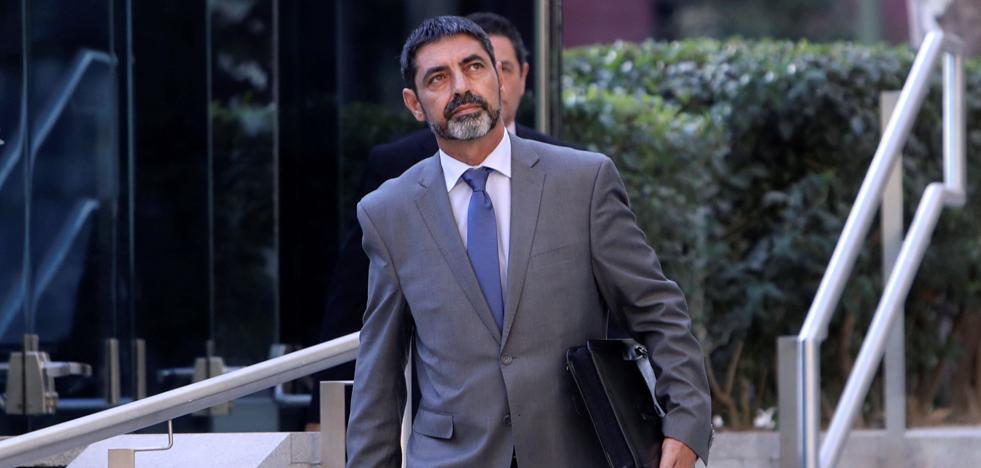 La Fiscalía no recurrirá la libertad de Trapero porque sigue investigándolo
