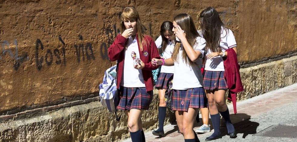 Uriarte: «La enseñanza disgregada por sexos no es discriminatoria»