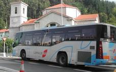 Euskotren modificará mañana el recorrido de sus autobuses en Eibar y el lunes en Zumaia