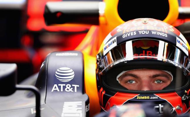 Red Bull ata a Verstappen hasta 2020