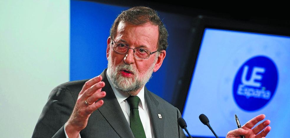 Rajoy pacta que la intervención en Cataluña acabe en elecciones