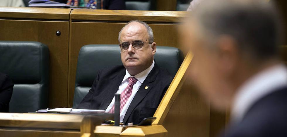 Egibar admite que el apoyo del PSOE al 155 «fomentará las diferencias» entre PNV y PSE en Euskadi