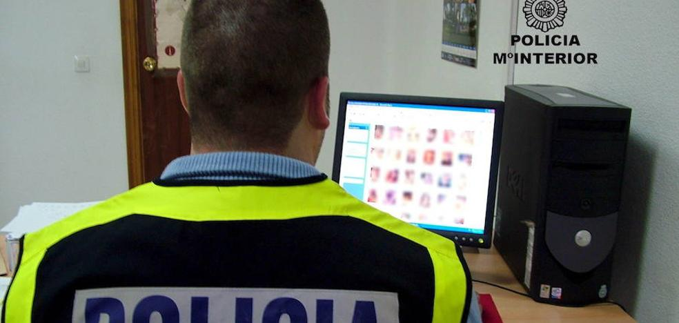Detenido en Alicante por publicar fotos y teléfonos de menores en una web de contactos